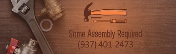 Some Assembly Required LLC. Logo